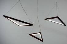 LTDL4DA | Linear LED Triangular Aluminum Luminaire