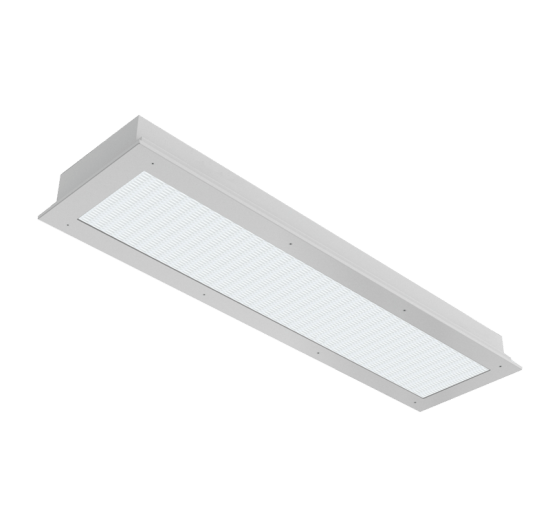 BAA | Flanged LED Prison Grade