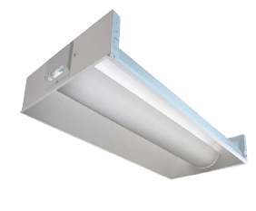 CDI HIGH PERFORMANCE DIRECT/INDIRECT LAY-IN CENTER BASKET FLUORESCENT LUMINAIRE