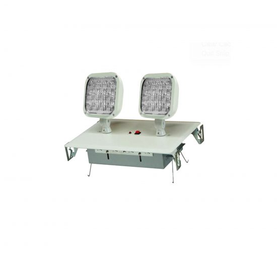 EM5 Recessed LED Emergency Unit