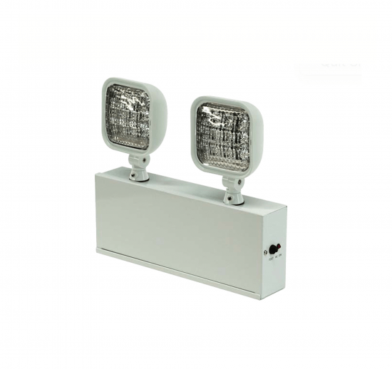 EM6 Steel Housing LED Emergency Unit