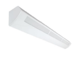 LASW- HIGH PERFORMANCE SLOTTED LED WALL MOUNT LUMINAIRE