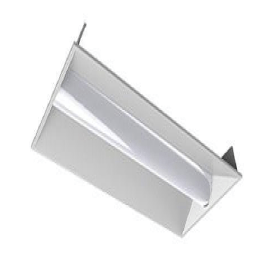 LCDI HIGH PERFORMANCE LAY-IN CENTER BASKET LED LUMINAIRE