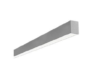 LDL6DS | Suspended Direct Steel LED Luminaire