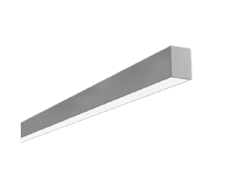 LDL4RS | Recessed Steel LED Luminaire