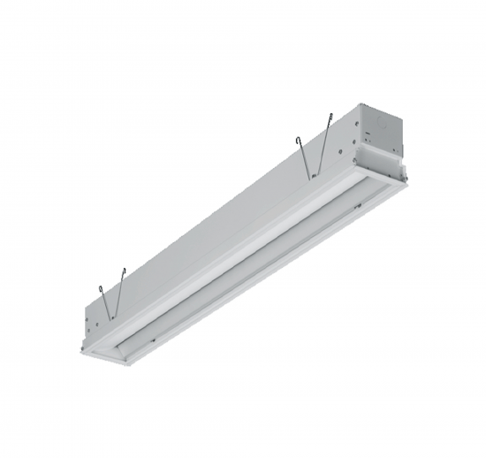LDL24RWWS | Recessed Wall Wash Steel LED Luminaire