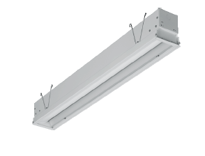 LDL4RWWS | Recessed Wall Wash Steel LED Luminaire