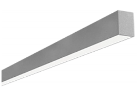 LDL6DA | Suspended Direct Aluminum LED Luminaire
