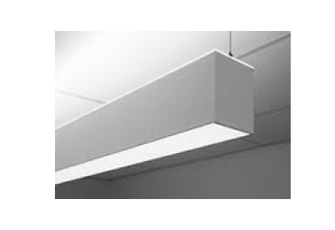 LDL6DIDS | Suspended Mount Direct/Indirect Steel LED Luminaire