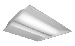 LELL LED 2x2 and 2x4 Recessed Troffer
