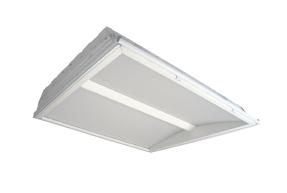 LELV LED 2x2, 2x4 Low Profile Troffer