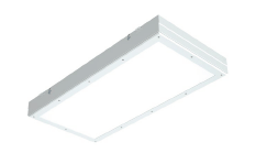 LSMWL Wet Location LED Closed-Cell Gasketed Surface Mount Luminaire