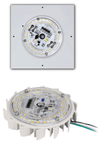 P213, P514 or P523 Circular LED Retrofit Kits/Arrays