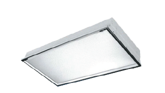 RHB High Performance Recessed Fluorescent High Bay Luminaire