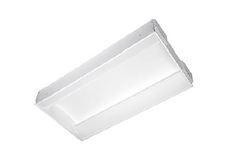 SDI HIGH PERFORMANCE LAY-IN CENTER BASKET FLUORESCENT LUMINAIRE