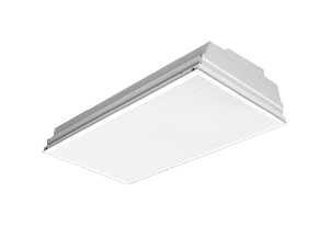 TC Clean Room Recessed Fluorescent Troffer