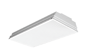 TRBL High Quality Lay In Recessed Troffer Luminaire Wired for LED Tubes