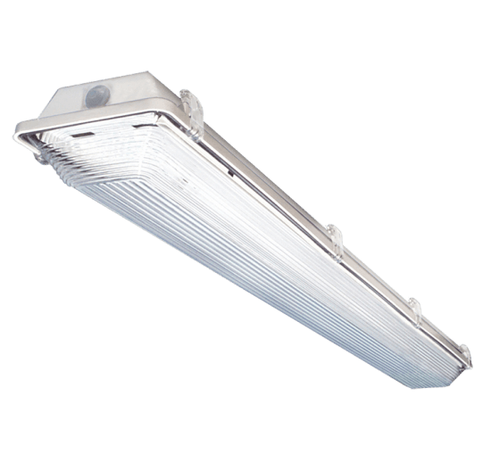 VTL - Commercial Grade Vapor Tight Wired for or with LED Tubes