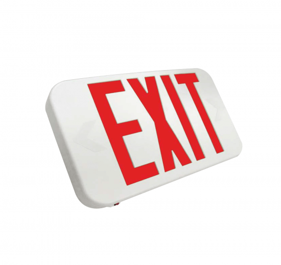 X3U Compact LED Exit Sign