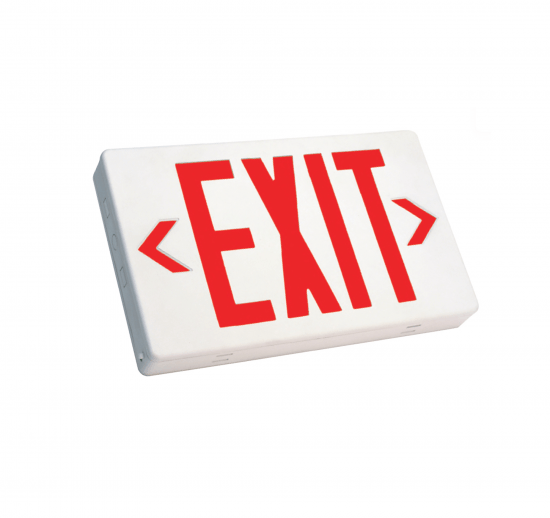 X5U-RC Remote Capable LED Exit Sign