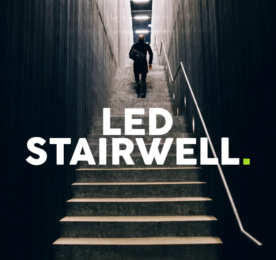 LED Stairwell