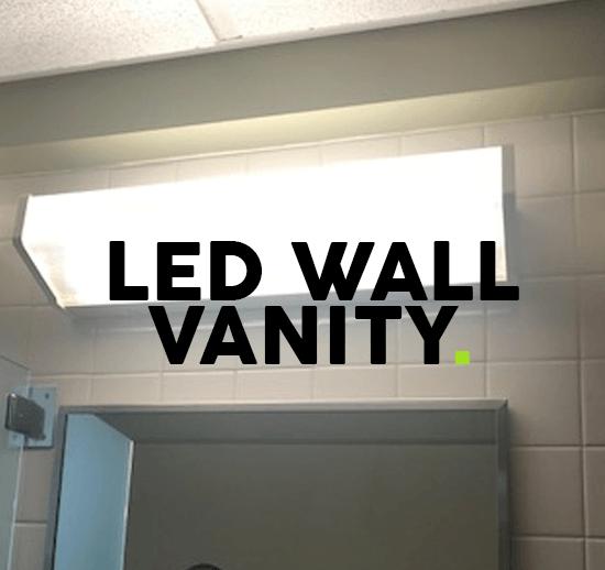 LED Wall/Vanity