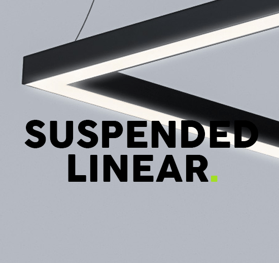 LED Suspended Linear