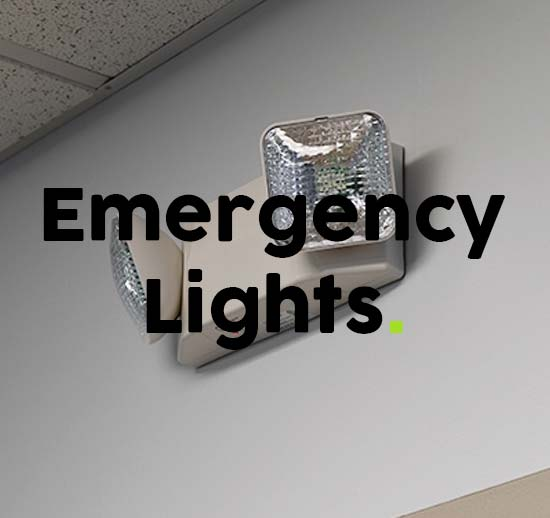 Emergency Lights