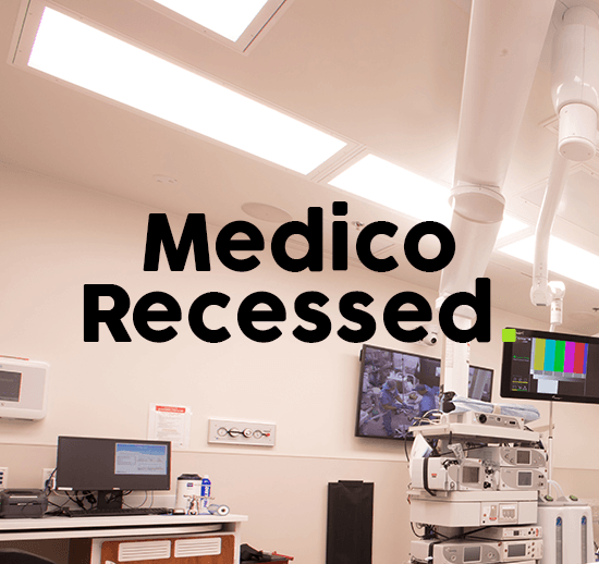 Medico Recessed