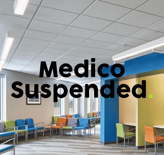 Medico Suspended