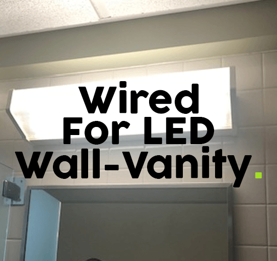 Wall/Vanity