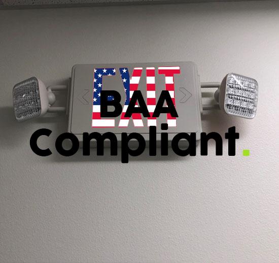 BAA Compliant